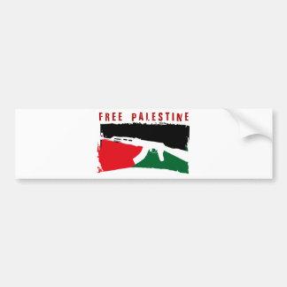 Autocollant De Voiture Sauvez la Palestine