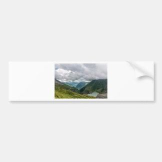 Autocollant De Voiture Sec de vallée de Grossglockner