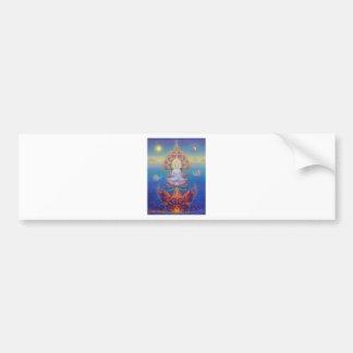 Autocollant De Voiture Seigneur Bouddha