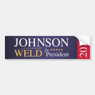Autocollant De Voiture Soudure 2016 de Johnson