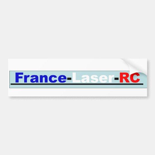 Autocollant De Voiture Sticker France Laser RC