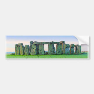 Autocollant De Voiture Stonehenge