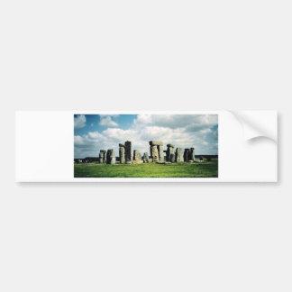 Autocollant De Voiture Stonehenge 2006