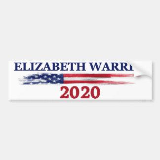 Autocollant De Voiture Terriers 2020 d'Elizabeth