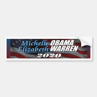 Autocollant De Voiture Terriers 2020 d'Obama