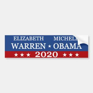 Autocollant De Voiture Terriers Obama 2020