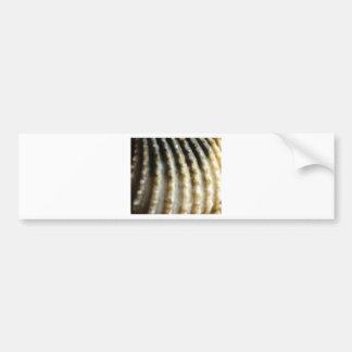 Autocollant De Voiture texture verticale d'ondulations
