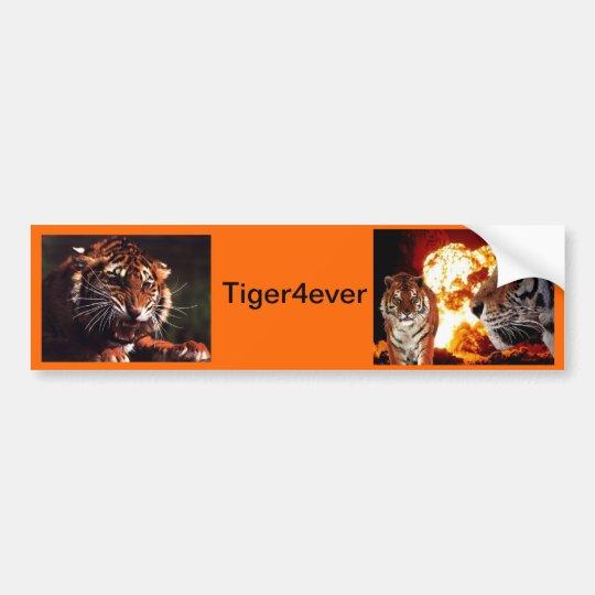 Autocollant De Voiture Tiger4ever