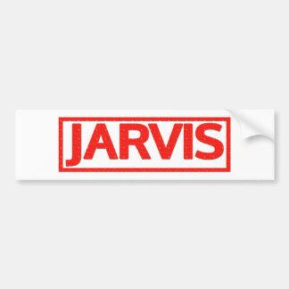 Autocollant De Voiture Timbre de Jarvis