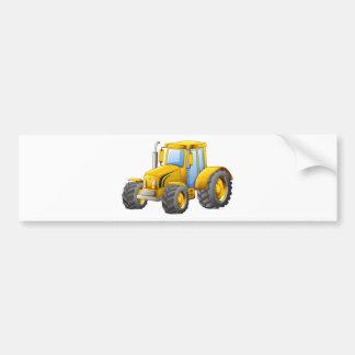 Autocollant De Voiture Tracteur
