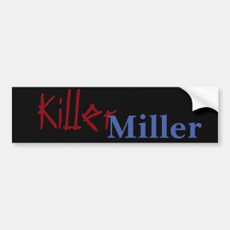 Autocollant De Voiture Tueur Miller