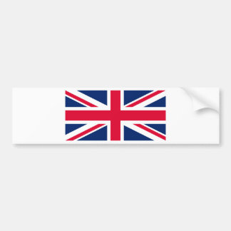 Autocollant De Voiture Union Jack - drapeau BRITANNIQUE