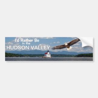 Autocollant De Voiture Vallée du Hudson