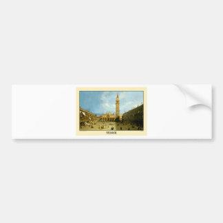 Autocollant De Voiture Venise 1720