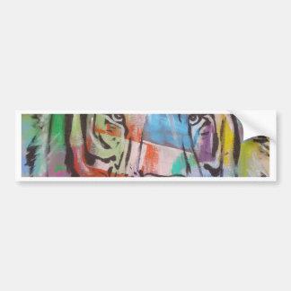 Autocollant De Voiture visage coloré lumineux de tigre de DSC00414.jpg