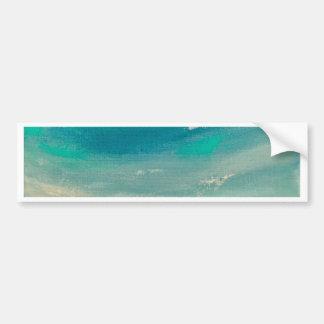 Autocollant De Voiture Vue d'océan