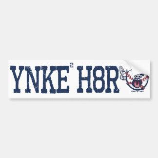 AUTOCOLLANT DE VOITURE YNKEE H8R