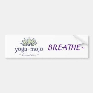 Autocollant De Voiture yoga-mojo-2-color.gif