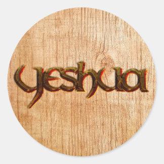 Autocollant de YESHUA