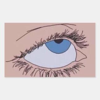autocollant de yeux de petits pains