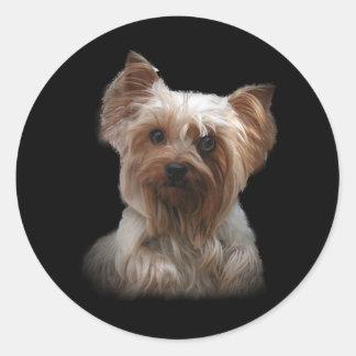 Autocollant de Yorkshire Terrier