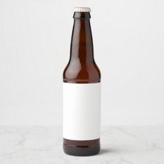 Autocollant d'étiquette de bouteille à bière