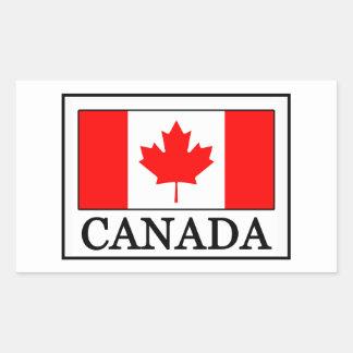Autocollant du Canada
