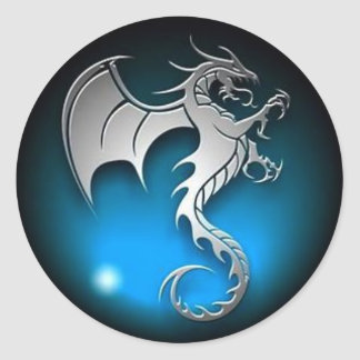 Autocollant du dragon JackSlack44
