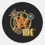 Autocollant du logo Wizard101