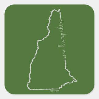 Autocollant du New Hampshire