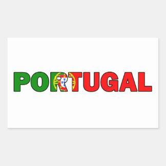 Autocollant du Portugal