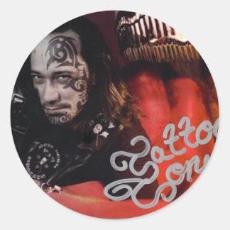 autocollant élégant de tatouage