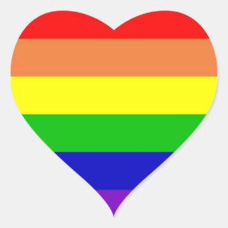 autocollant gay pride
