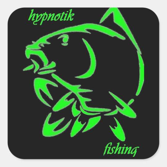 autocollant hypnotik fishing