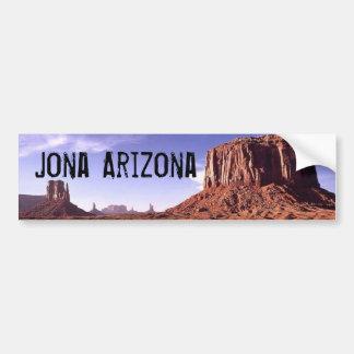 Autocollant-Jona de butoir Arizona Autocollant De Voiture