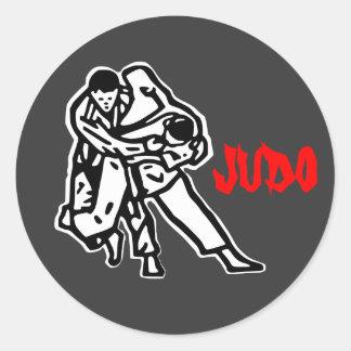 autocollant judo Harai goshi