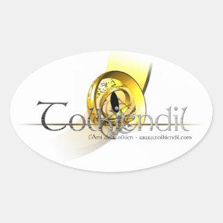 Autocollant Logo Griffe Tolkiendil