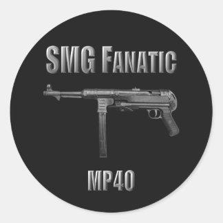 Autocollant MP40 fanatique de SMG