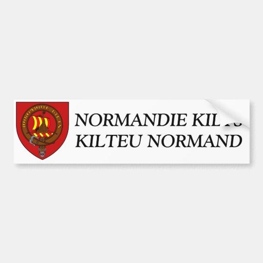 Autocollant Normandie Kilts