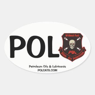 Autocollant officiel de POL