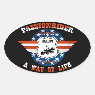 Autocollant PassionRider