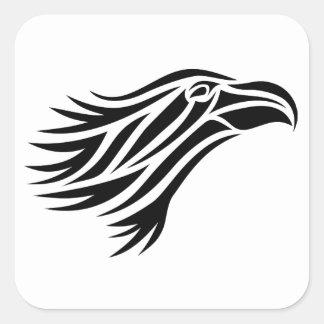 Autocollant principal tribal d'Eagle