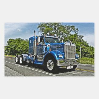 Autocollants bleus du Seminole W900A