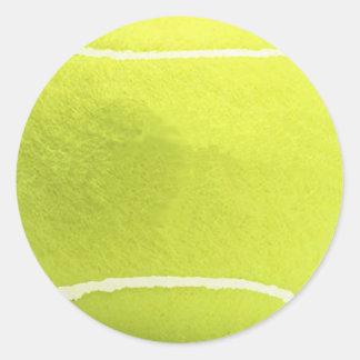 Autocollants de balle de tennis