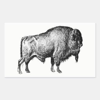 Autocollants de Buffalo