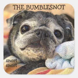 Autocollants de Bumblesnot : reniflez reniflent