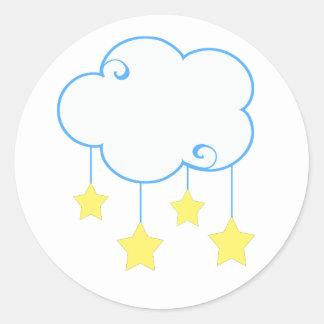 Autocollants de Cloudstars