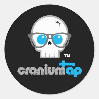 Autocollants de CraniumTap