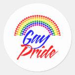 Autocollants de gay pride