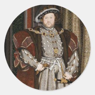 Autocollants de Henry VIII